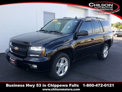 Used 2007 Chevrolet Trailblazer LT For Sale near Eau Claire WI |  1GNDT13S272280635