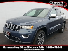 new 2019 Jeep Grand Cherokee LIMITED 4X4 Sport Utility 1C4RJFBG3KC814369 for sale near Eau Claire at Chilson Chrysler Dodge Jeep Ram FIAT
