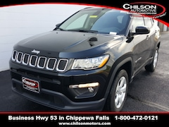 new 2019 Jeep Compass LATITUDE 4X4 Sport Utility 3C4NJDBB6KT846616 for sale near Eau Claire at Chilson Chrysler Dodge Jeep Ram FIAT