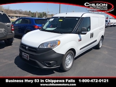 New 2018 Ram ProMaster City TRADESMAN CARGO VAN Cargo Van ZFBERFAB6J6J19655 for sale near Eau Claire at Chilson Chrysler Dodge Jeep Ram FIAT
