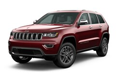 new 2020 Jeep Grand Cherokee LIMITED 4X4 Sport Utility 1C4RJFBG4LC122574 for sale near Eau Claire at Chilson Chrysler Dodge Jeep Ram FIAT