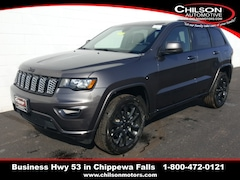 new 2020 Jeep Grand Cherokee ALTITUDE 4X4 Sport Utility for sale near Eau Claire at Chilson Chrysler Dodge Jeep Ram FIAT