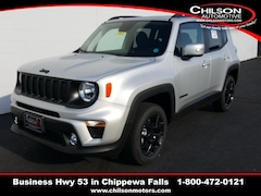 new 2019 Jeep Renegade ALTITUDE 4X4 Sport Utility ZACNJBBB0KPK70899 for sale near Eau Claire at Chilson Chrysler Dodge Jeep Ram FIAT