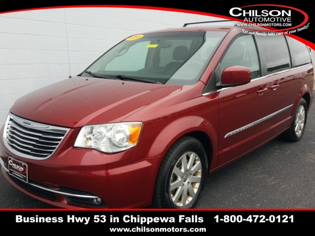 2014 Chrysler Town & Country Minivan/Van