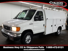 Used 2006 Ford E-350SD Base Cab/Chassis 1FDSE35L76DB20910 for sale near Eau Claire at Chilson Chrysler Dodge Jeep Ram FIAT