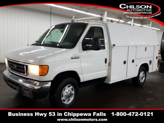 2006 Ford E-350SD Base Cab/Chassis