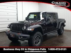 new 2020 Jeep Gladiator RUBICON 4X4 Crew Cab 1C6JJTBG6LL179300 for sale near Eau Claire at Chilson Chrysler Dodge Jeep Ram FIAT