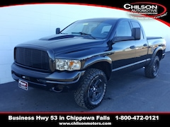 Used 2005 Dodge Ram 1500 Big Horn Extended Cab 1D7HU18DX5S174700 for sale near Eau Claire at Chilson Chrysler Dodge Jeep Ram FIAT