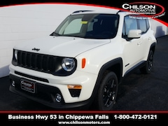 new 2020 Jeep Renegade ALTITUDE 4X4 Sport Utility for sale near Eau Claire at Chilson Chrysler Dodge Jeep Ram FIAT