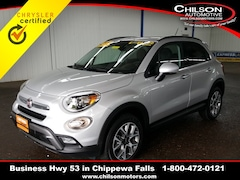 Certified 2017 FIAT 500X Trekking SUV ZFBCFYCB6HP593702 for sale near Eau Claire