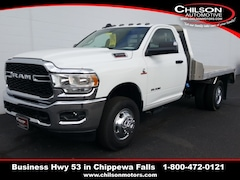 New 2019 Ram 3500 Chassis Cab 3500 TRADESMAN CHASSIS REGULAR CAB 4X4 143.5 WB Regular Cab 3C7WRTAL4KG517670 for sale in Chippewa Falls, WI