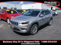 New 2019 Jeep Cherokee LATITUDE PLUS 4X4 Sport Utility for sale near Eau Claire at Chilson Chrysler Dodge Jeep Ram FIAT