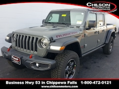 new 2021 Jeep Gladiator RUBICON 4X4 Crew Cab for sale near Eau Claire at Chilson Chrysler Dodge Jeep Ram FIAT