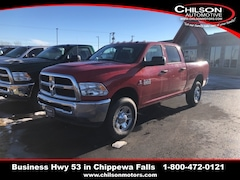 New 2018 Ram 3500 TRADESMAN CREW CAB 4X4 6'4 BOX Crew Cab 3C63R3CLXJG343350 for sale near Eau Claire at Chilson Chrysler Dodge Jeep Ram FIAT