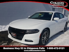 New 2019 Dodge Charger SXT AWD Sedan 2C3CDXJGXKH591771 for sale near Eau Claire at Chilson Chrysler Dodge Jeep Ram FIAT