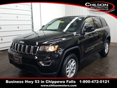 new 2020 Jeep Grand Cherokee LAREDO E 4X4 Sport Utility 1C4RJFAG7LC249871 for sale near Eau Claire at Chilson Chrysler Dodge Jeep Ram FIAT