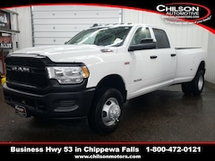 new 2019 Ram 3500 TRADESMAN CREW CAB 4X4 8' BOX Crew Cab 3C63RRGJ5KG709406 for sale near Eau Claire at Chilson Chrysler Dodge Jeep Ram FIAT