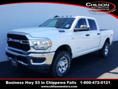 new 2019 Ram 2500 TRADESMAN CREW CAB 4X4 6'4 BOX Crew Cab 3C6UR5CJ3KG512530 for sale near Eau Claire at Chilson Chrysler Dodge Jeep Ram FIAT