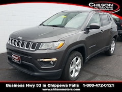 new 2020 Jeep Compass LATITUDE 4X4 Sport Utility for sale near Eau Claire at Chilson Chrysler Dodge Jeep Ram FIAT