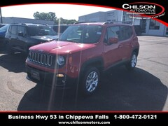 New 2018 Jeep Renegade LATITUDE 4X4 Sport Utility for sale near Eau Claire at Chilson Chrysler Dodge Jeep Ram FIAT