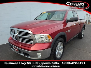 Used 2013 Ram 1500 Big Horn Extended Cab for sale in Chippewa Falls, WI