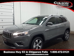 new 2020 Jeep Cherokee LIMITED 4X4 Sport Utility 1C4PJMDX8LD563028 for sale near Eau Claire at Chilson Chrysler Dodge Jeep Ram FIAT