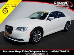 Certified 2018 Chrysler 300 Touring Sedan 2C3CCARG2JH282248 for sale near Eau Claire
