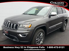 new 2020 Jeep Grand Cherokee LIMITED 4X4 Sport Utility 1C4RJFBG0LC151456 for sale near Eau Claire at Chilson Chrysler Dodge Jeep Ram FIAT