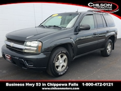 Used 2005 Chevrolet Trailblazer LS SUV 1GNDS13S352313464 for sale near Eau Claire at Chilson Chrysler Dodge Jeep Ram FIAT