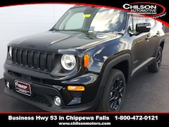 new 2019 Jeep Renegade ALTITUDE 4X4 Sport Utility ZACNJBBB1KPK71236 for sale near Eau Claire at Chilson Chrysler Dodge Jeep Ram FIAT