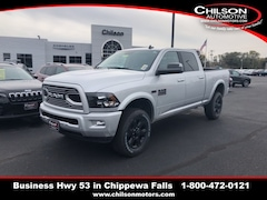 New 2018 Ram 2500 BIG HORN CREW CAB 4X4 6'4 BOX Crew Cab 3C6UR5DJ4JG375076 for sale near Eau Claire at Chilson Chrysler Dodge Jeep Ram FIAT