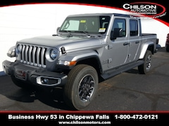 new 2020 Jeep Gladiator OVERLAND 4X4 Crew Cab 1C6HJTFG0LL128237 for sale near Eau Claire at Chilson Chrysler Dodge Jeep Ram FIAT