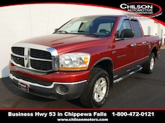 Used 2006 Dodge Ram 1500 SLT Extended Cab 1D7HU18256S578083 for sale near Eau Claire at Chilson Chrysler Dodge Jeep Ram FIAT