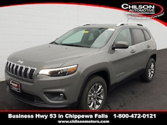 new 2020 Jeep Cherokee LATITUDE PLUS 4X4 Sport Utility 1C4PJMLX6LD524729 for sale near Eau Claire at Chilson Chrysler Dodge Jeep Ram FIAT