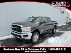 new 2020 Ram 2500 TRADESMAN CREW CAB 4X4 6'4 BOX Crew Cab 3C6UR5CJ9LG101442 for sale near Eau Claire at Chilson Chrysler Dodge Jeep Ram FIAT