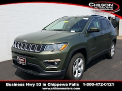 2019 Jeep Compass LATITUDE 4X4 Sport Utility for sale at Chilson Chrysler Dodge Jeep near Eau Claire, WI