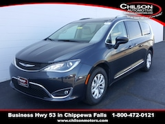 2019 Chrysler Pacifica TOURING L Passenger Van for sale at Chilson Chrysler Dodge Jeep near Eau Claire, WI