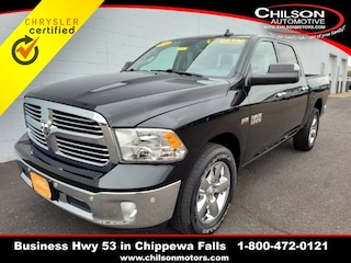 Used 2018 Ram 1500 Big Horn Crew Cab for sale in Chippewa Falls, WI