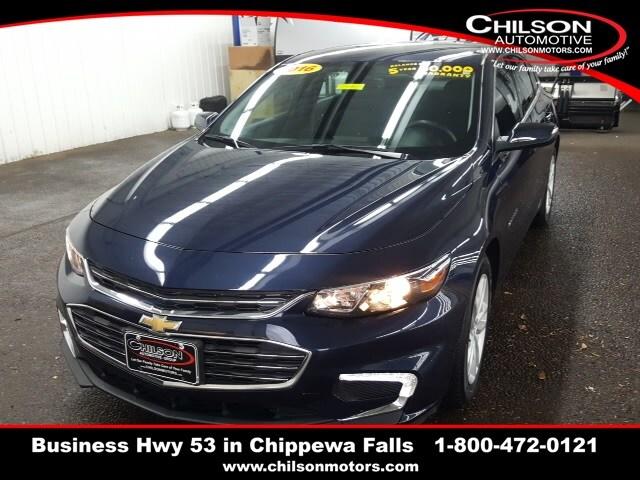 Used 2016 Chevrolet Malibu LT For Sale near Eau Claire WI |  1G1ZE5ST0GF203399
