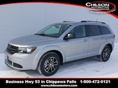 New 2018 Dodge Journey SE Sport Utility 3C4PDCAB3JT536031 for sale in Chippewa Falls, WI