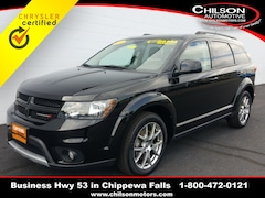 2017 Dodge Journey GT SUV for sale at Chilson Chrysler Dodge Jeep near Eau Claire, WI