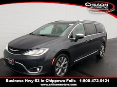new 2020 Chrysler Pacifica 35TH ANNIVERSARY LIMITED Passenger Van 2C4RC1GG0LR127431 for sale near Eau Claire at Chilson Chrysler Dodge Jeep Ram FIAT