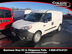 new 2018 Ram ProMaster City TRADESMAN CARGO VAN Cargo Van ZFBERFAB7J6L66151 for sale near Eau Claire at Chilson Chrysler Dodge Jeep Ram FIAT