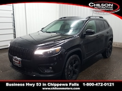 2020 Jeep Cherokee ALTITUDE 4X4 Sport Utility for sale at Chilson Chrysler Dodge Jeep near Eau Claire, WI