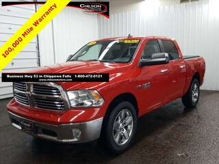 Used 2015 Ram 1500 Big Horn Crew Cab for sale in Chippewa Falls, WI