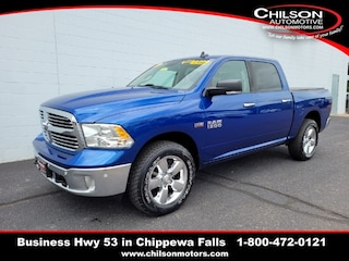 Used 2016 Ram 1500 Big Horn Crew Cab for sale in Chippewa Falls, WI