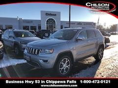 New 2019 Jeep Grand Cherokee LIMITED 4X4 Sport Utility 1C4RJFBG2KC574330 for sale near Eau Claire at Chilson Chrysler Dodge Jeep Ram FIAT