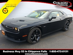 Certified 2017 Dodge Challenger R/T Coupe 2C3CDZBT8HH531388 for sale near Eau Claire