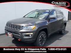 new 2019 Jeep Compass TRAILHAWK 4X4 Sport Utility 3C4NJDDB4KT846420 for sale near Eau Claire at Chilson Chrysler Dodge Jeep Ram FIAT