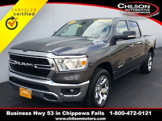 Used 2019 Ram 1500 Big Horn/Lone Star Crew Cab for sale in Chippewa Falls, WI